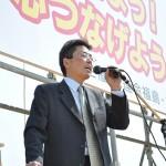 司会者の加藤事務局次長