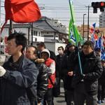 デモ行進(4)