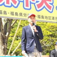 主催者挨拶 今泉裕実行委員会委員長