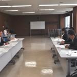 福島労働局との意見交換の様子