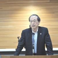 主催者挨拶 佐々木廣充代表幹事
