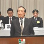 来賓挨拶 前衆議院議員 吉田泉氏秘書