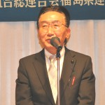 来賓祝辞 社民党県連代表 紺野長人福島県議会議員