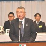 来賓挨拶 鈴木正晃福島県副知事