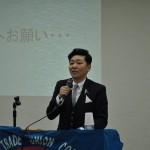 ご講演をいただいたヘアーサロンWingの小野寺真代表