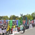 59団体、約2,900名が参加しました