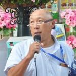 働き方改革関連課題、最低賃金の周知を行った連合福島 坂路芳知副会長