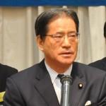 国民民主党県連代表・増子輝彦参議院議員