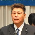 立憲民主党県連幹事長・高橋秀樹福島県議会議員