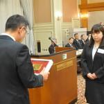 男女平等推進委員会(電機連合) 高橋幸恵執行委員