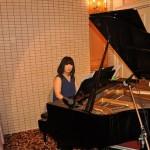 オープニング合奏 シンガーソングライター・藤野恵美さん