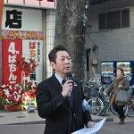 働き会改革、労基法改正点、アクション36の取り組みを訴えた連合福島飛田博之副会長