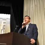 司会の連合福島 阿部副事務局長