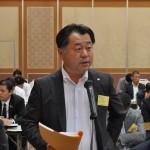 運動方針への意見要望 自治労・澤田精一代議員