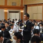 運動方針への意見要望 電機連合・鈴木重一代議員